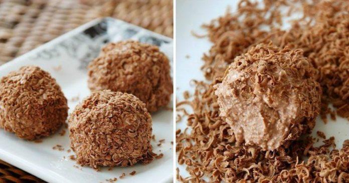 Творожные шарики с печеньем: десерт, который поселится в вашем сердце навсегда