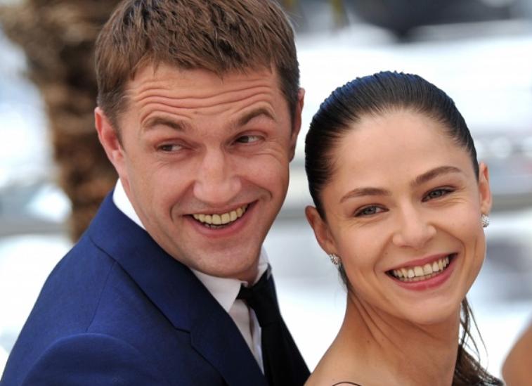 Елена Лядова и Владимир Вдовиченков впервые за долгое время вышли в свет вместе