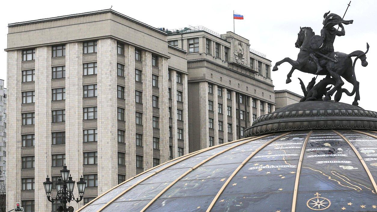 ГД единогласно поддержала поправки Президента к законопроекту о совершенствовании пенсионной системы