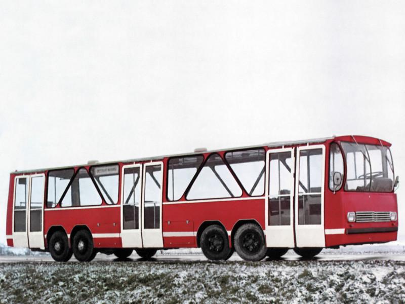 62. ЛАЗ 360 (низкопольный) авто, история, ссср