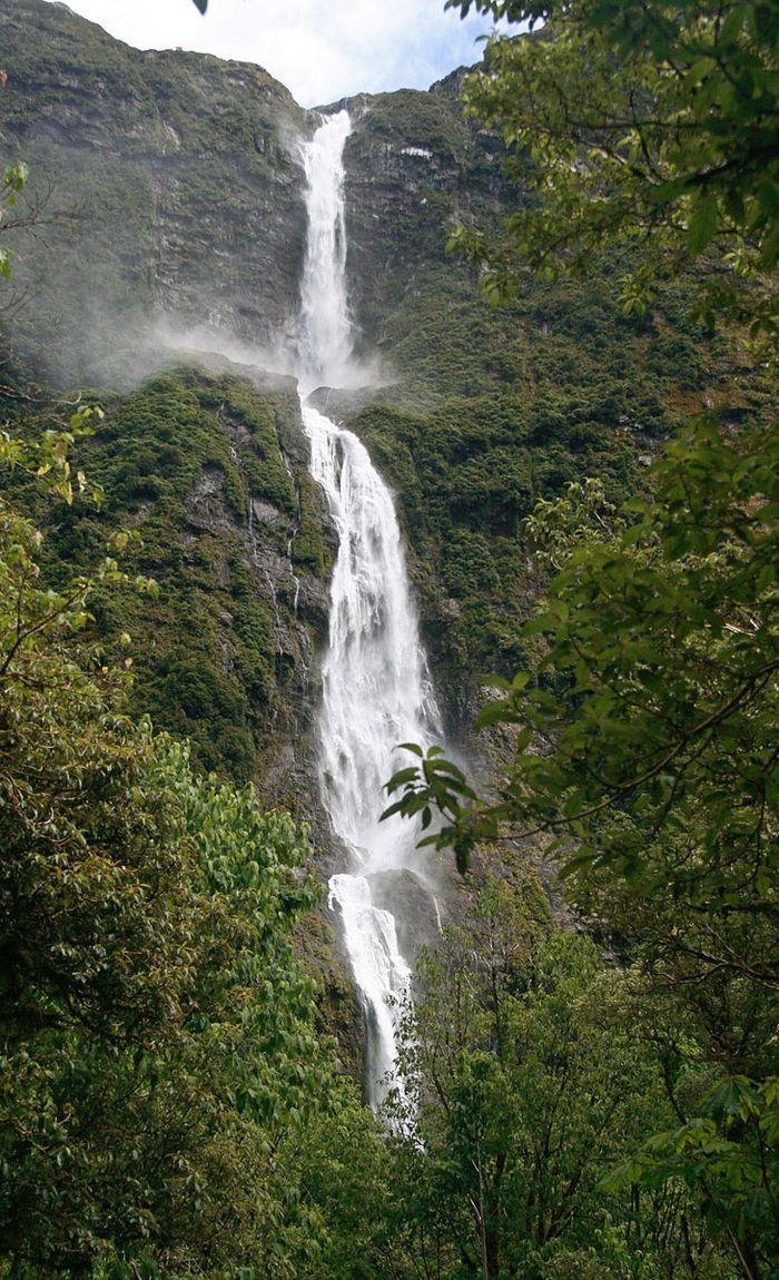Топ-10 самых красивых водопадов в мире