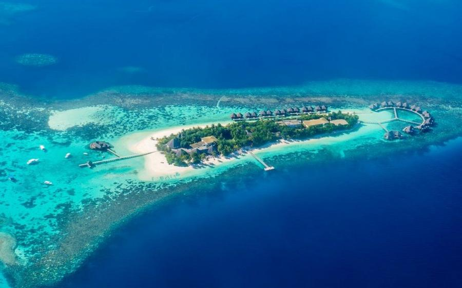 13 мест с самой голубой водой в мире