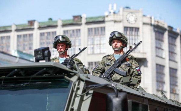 До Запада дошло: На русских лучше не нарываться