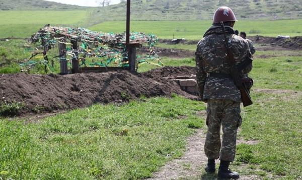 ВНагорном Карабахе солдат застрелил сослуживца