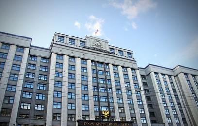 Госдума осудила Молдавию за дискриминацию российских СМИ