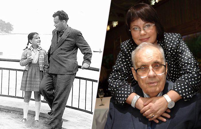 Как сложилась жизнь дочери Эльдара Рязанова