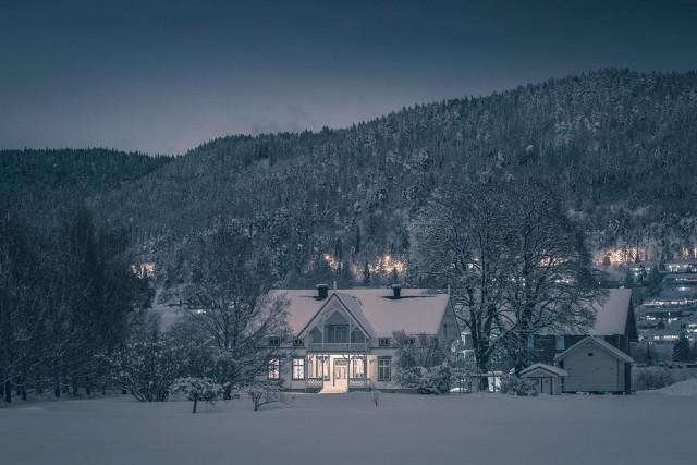 Волшебная Норвегия на фотографиях