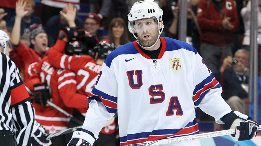 Американский хоккеист назвал…