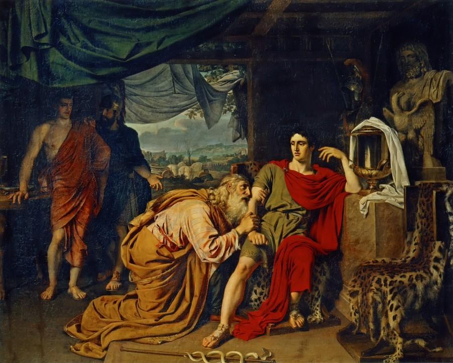 Про Ахиллеса и его пятку