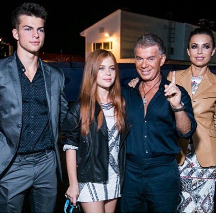 Дочь Олега Газманова выглядит совсем взрослой!