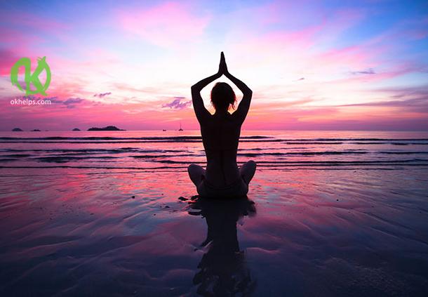 Медитация мая