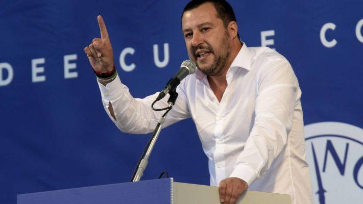 «Крым — это Россия»: итальянский министр преподал урок американскому журналисту