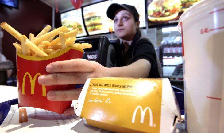 Кто еще не знает секреты McDonald`s?