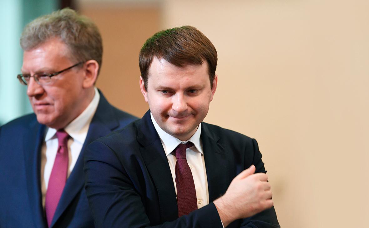Кудрин и Орешкин поспорили о реализации майского указа Путина