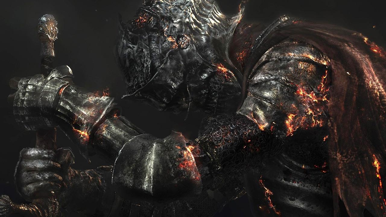 Мод переносит в Dark Souls Космодесантника