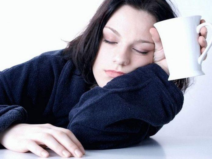 Вот что с некоторыми людьми делает недосып!