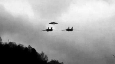 Встречи забайкальских летчиков с НЛО