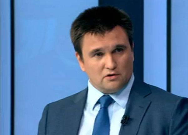 Климкин: Я как аэрофизик (астрофизик) заявляю, что Украина не могла поставить ракетные двигатели КНДР