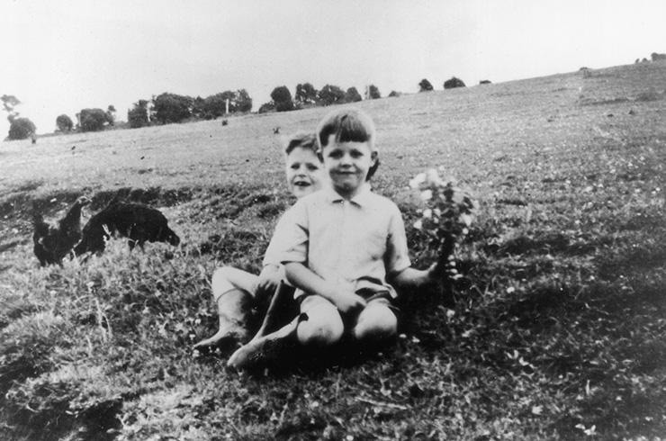 История знаменитой ливерпульской четверки