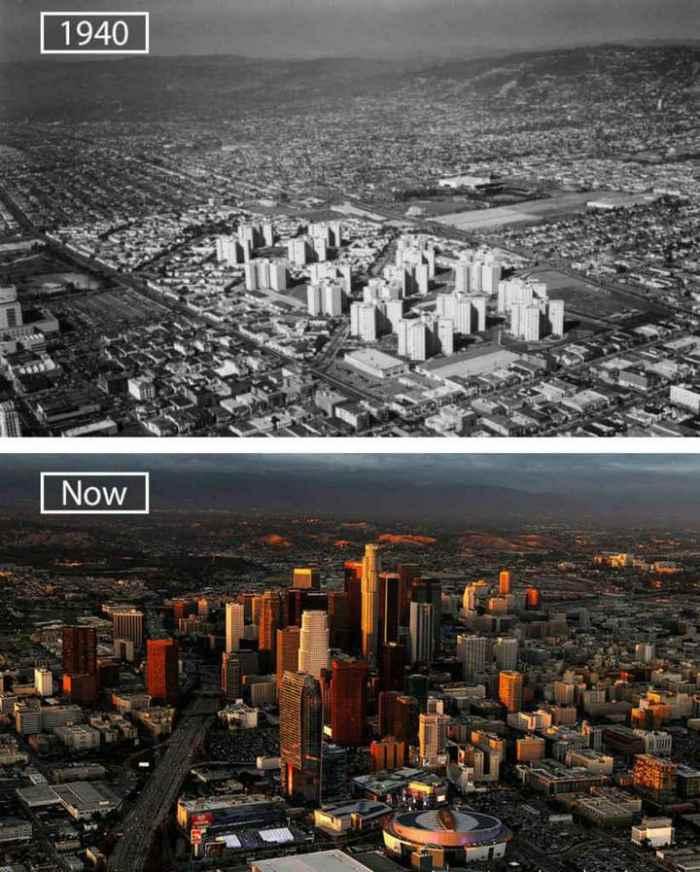 Самые перенаселенные города: тогда и сейчас…