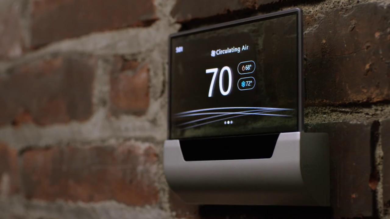 Microsoft анонсировала умный термостат под управлением Cortana