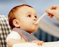 Ученые: интеллект детей зависит от их питания