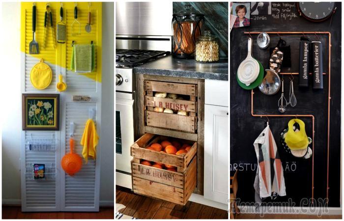 Идеи декора, с которыми на кухне захочется проводить больше времени