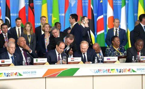 Немцы выставили невеждами 43 президентов африканских Стран