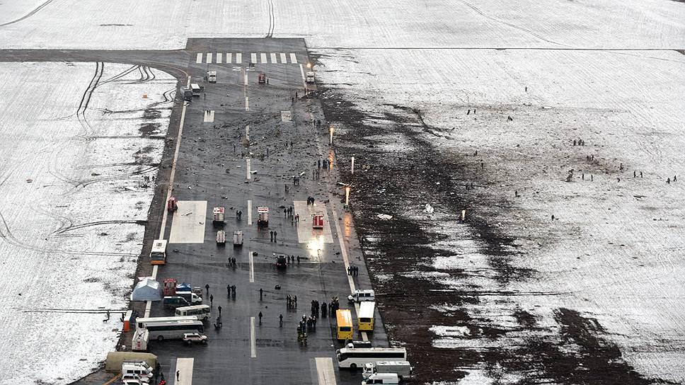 Экипаж втянул Boeing в катастрофу