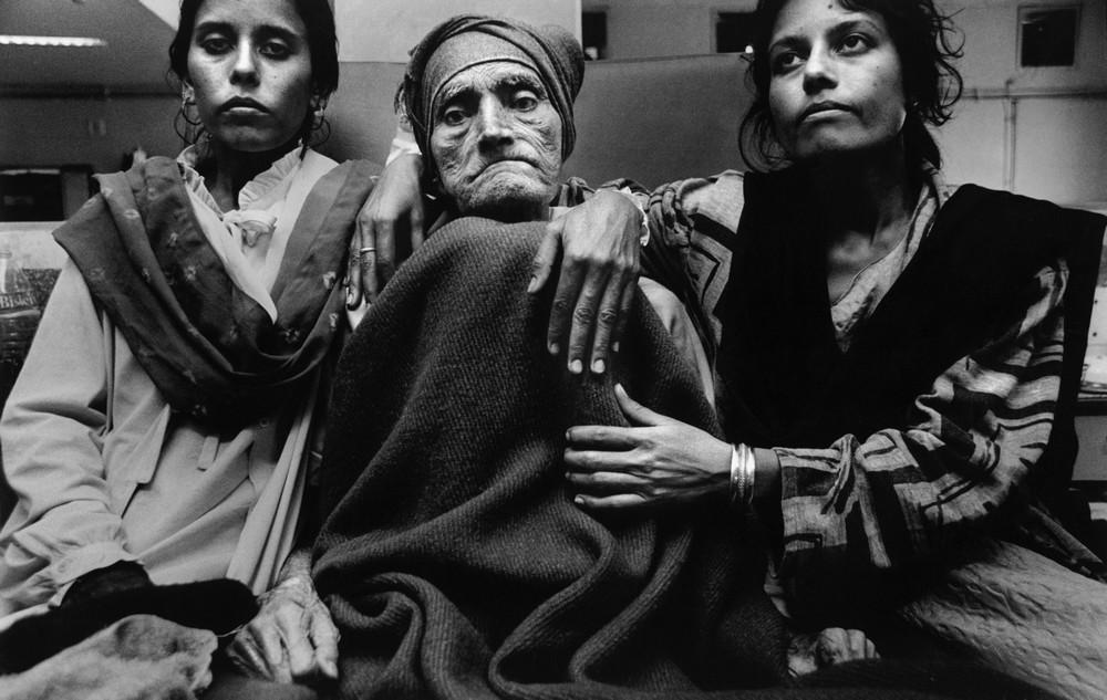 Изумляющая Индия в объективе легендарного Рагху Рая 13