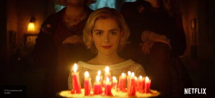 Netflix показал первый трейлер ремейка «Сабрины – маленькой ведьмы»