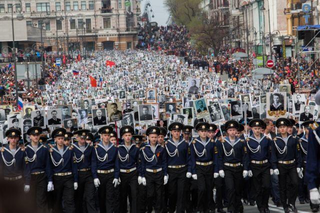 Где и когда в Москве пройдут праздничные мероприятия в честь 9 мая?