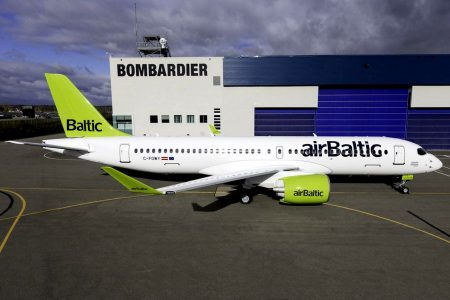 Проблемы Pratt & Whitney добрались до Air Baltic