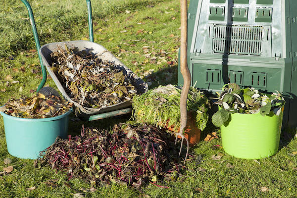 Вот как быстро приготовить компост
