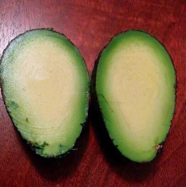 3. Авокадо без косточки в интернете, неожиданно, непонятно, подборка, странно, странные фото, фото