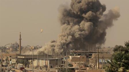 Удары коалиции США: Самый смертоносный год для жителей Ирака иСирии