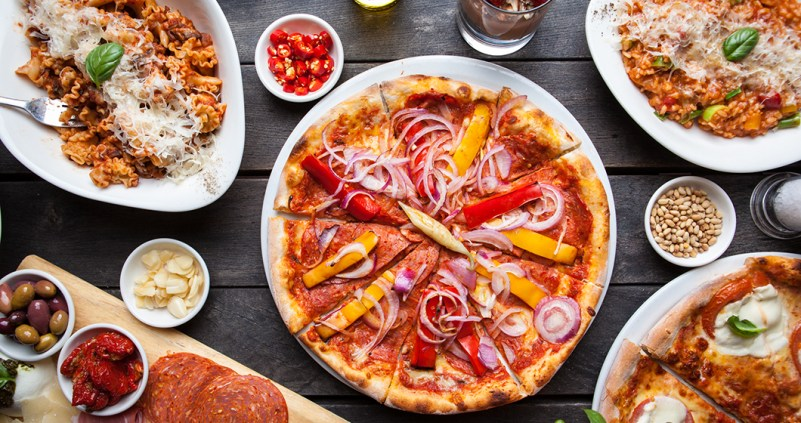 Размышление века. Приготовить самостоятельно или заказать итальянскую пиццу.