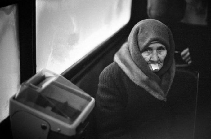 Жизнь советских людей 70-80-х годов в объективе фотокамеры