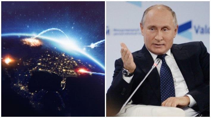"""Американцы в Сети о """"сердечном приступе CNN и его друзей"""" после слов Путина о ядерном возмездии"""