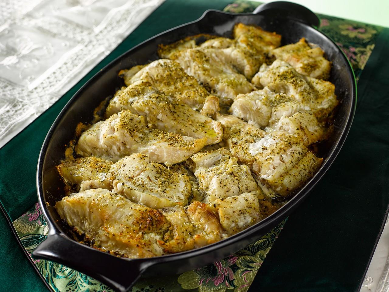 Сталик Ханкишиев делиться секретом приготовления рыбы на сковороде
