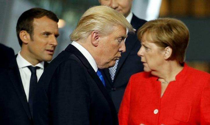 В Москве отреагировали на «революционное» заявление Меркель по США