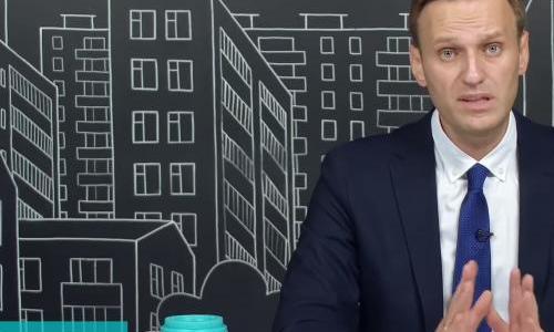 Навальный анонсировал акции …