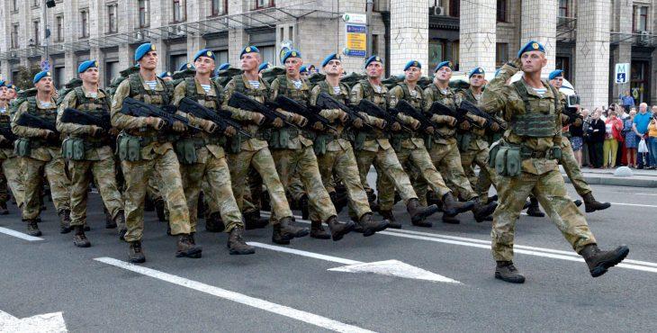 Украинский офицер угрожает России «морською піхотою»