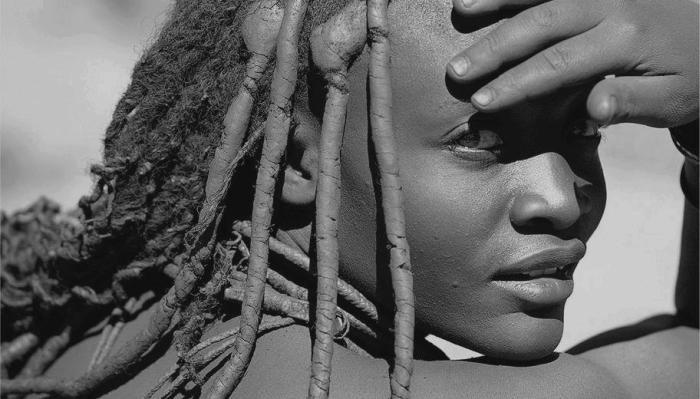 И немного черно-белых фотографий... Химба, африка, племена, путешествие