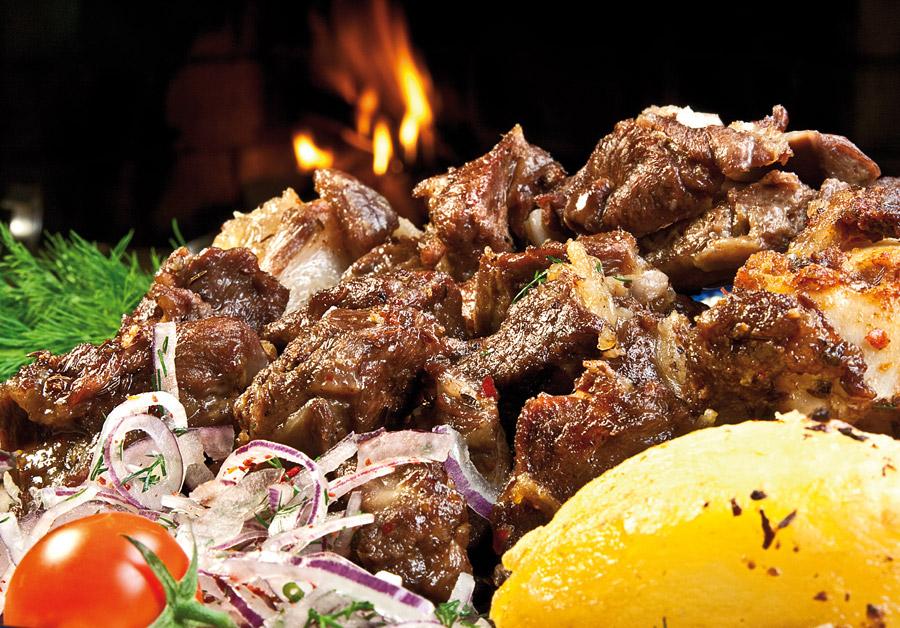 Казан-кебаб - мясо приготовленное в казане