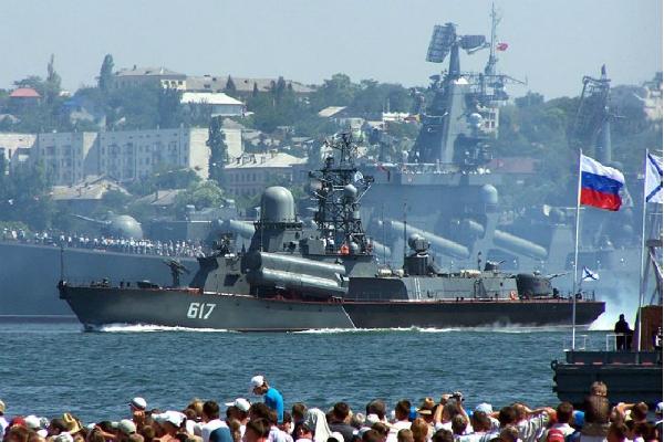 Украинская разведка заявила о неготовности Черноморского флота РФ к войне