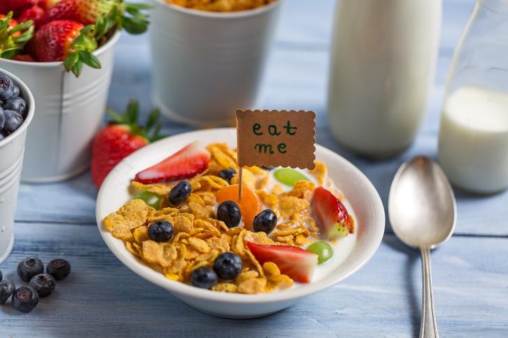 9. Питательный завтрак