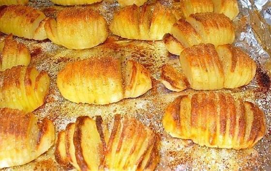 Нарядная картошка по-шведски