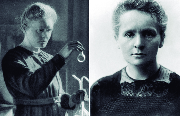 Почему останки Марии Кюри по…