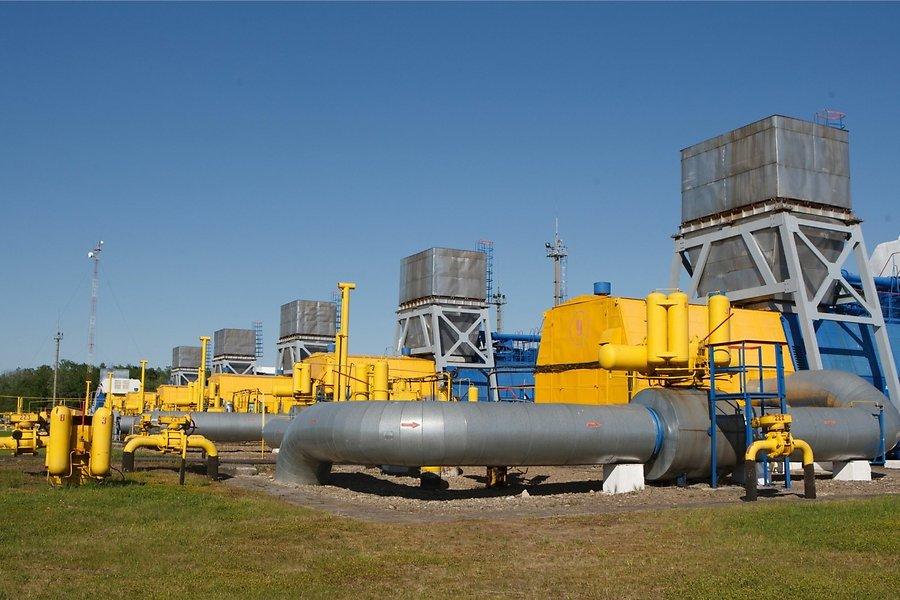 ЕС отложил переговоры по транзиту газа через Украину